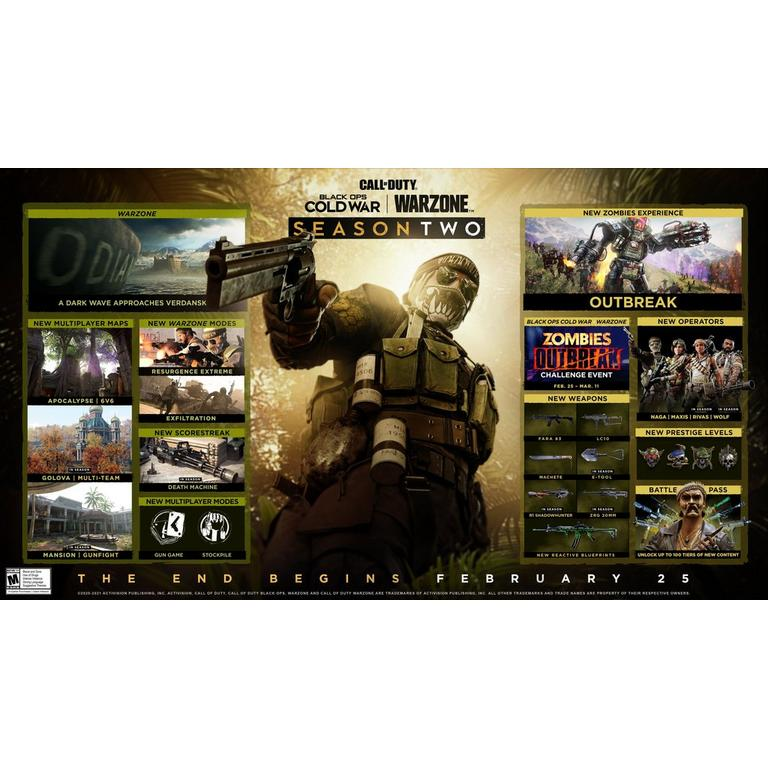 Call of Duty: Black Ops Cold War Ultimate Edition