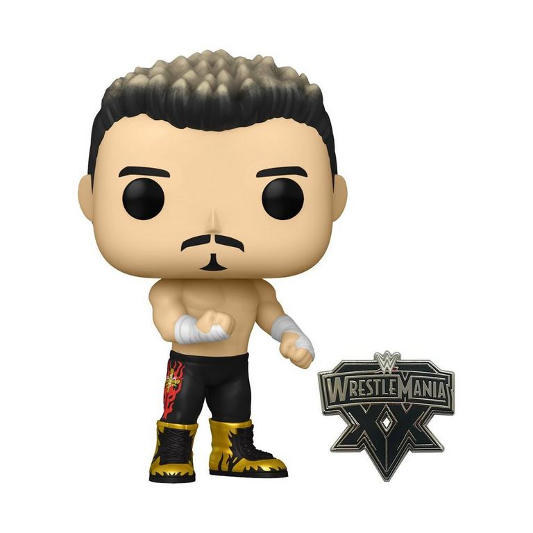 POP! WWE: WrestleMania Eddie Guerrero with Pin Only at GameStop
