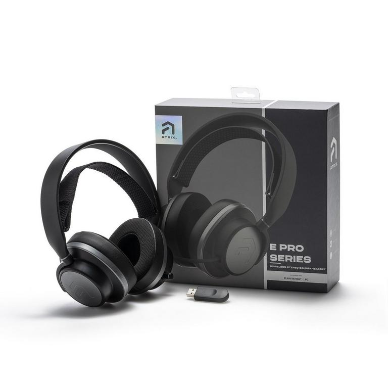 Atrix E-Series Pro Black Wireless Headset