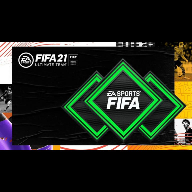 FIFA 21 4,600 Ultimate Team Points
