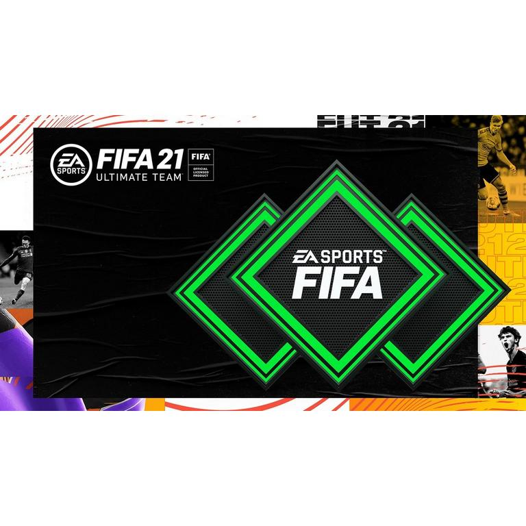 FIFA 21 12,000 Ultimate Team Points