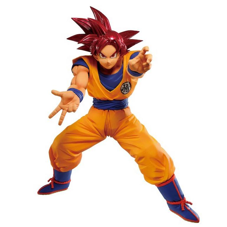 Dragon Ball Super Maximatic Son Goku V Statue