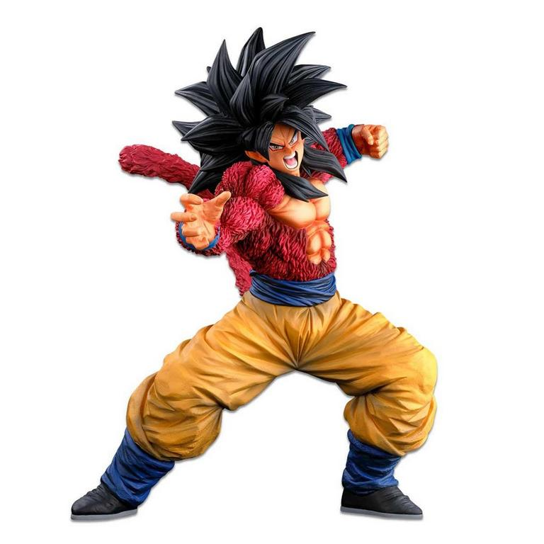 Dragon Ball Super Super Saiyan 4 Son Goku World Colosseum 3 Statue