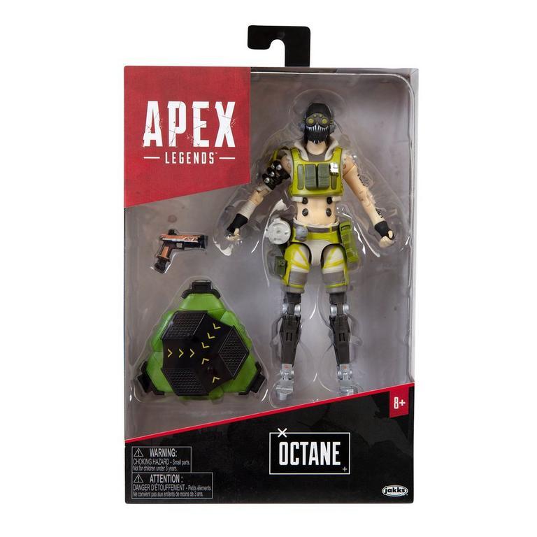 Apex Legends Octane Action Figure