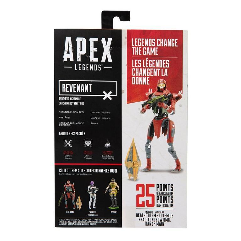 Apex Legends Revenant Action Figure