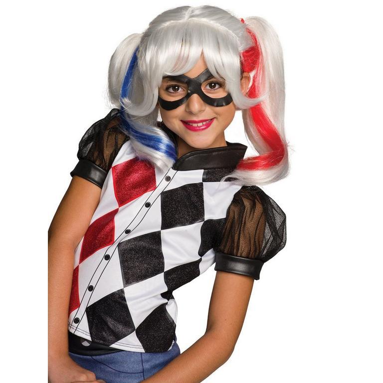 Harley Quinn Juniors Wig
