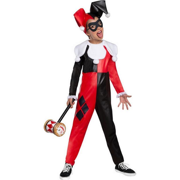 Harley Quinn Juniors Costume