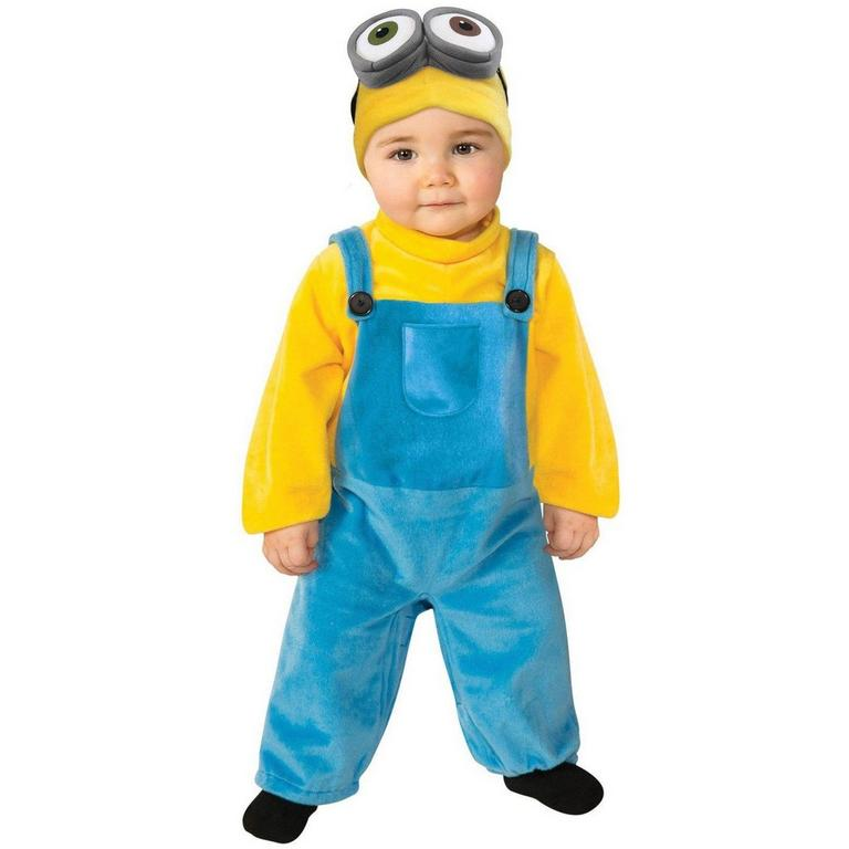 Despicable Me Minion Bob Toddler Costume
