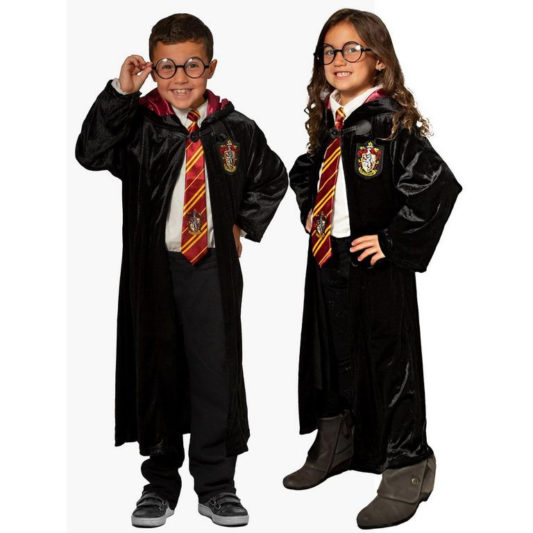 Harry Potter Deluxe Youth Robe and Accessory Set