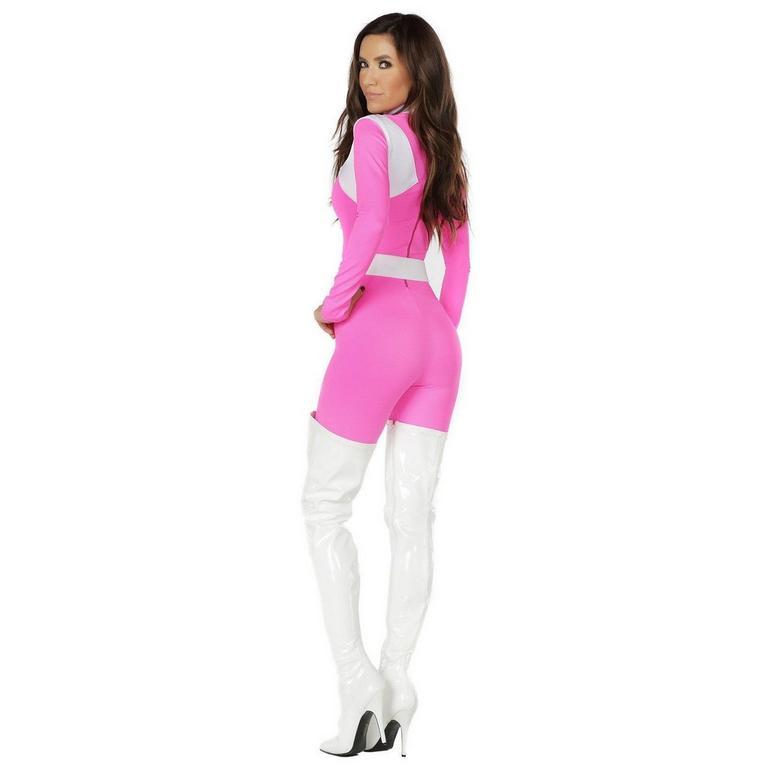Power Rangers Pink Ranger Ladies Costume