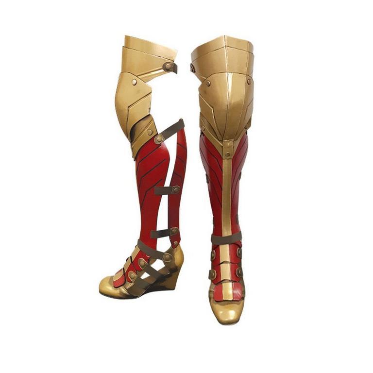 Wonder Woman 1984 Wonder Woman Boots