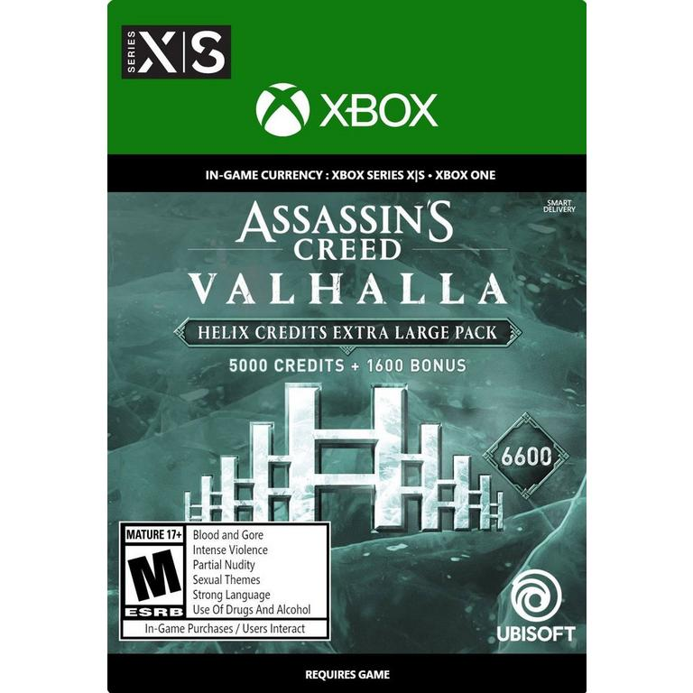 Assassin's Creed Valhalla Helix Credits Extra Large Pack