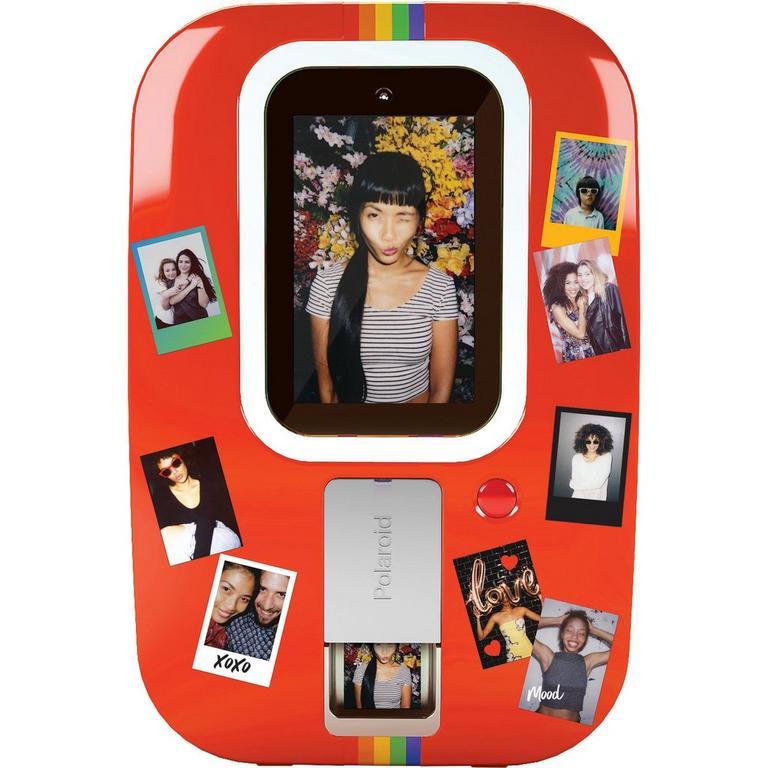 Polaroid Red Photobooth