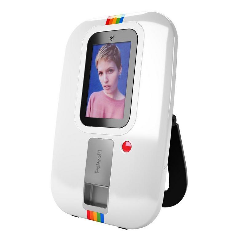 Polaroid White Photobooth