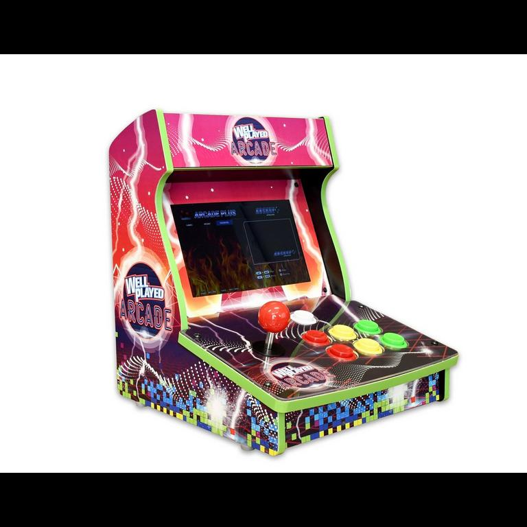 Well Played Arcade Tabletop Arcade Cabinet