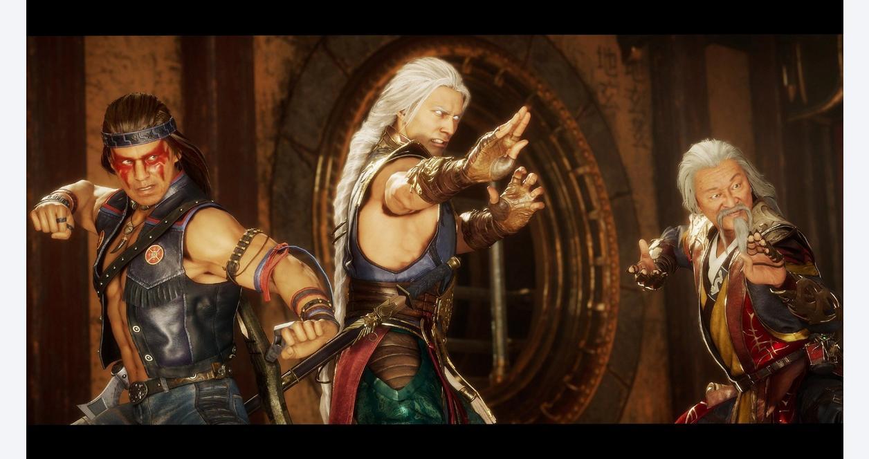 Mortal Kombat 11 Ultimate Edition