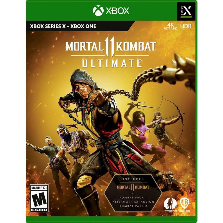 Mortal Kombat 11 Ultimate Edition - Xbox One