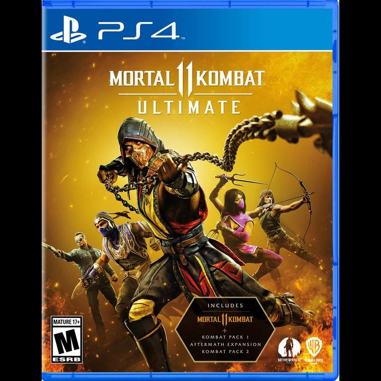 Mortal Kombat 11 Ultimate Edition