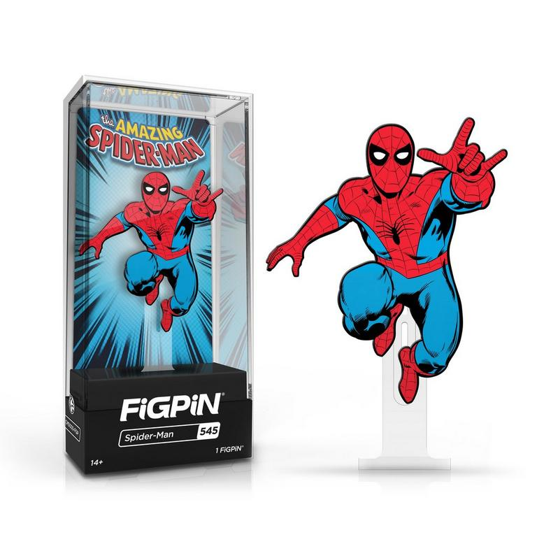 The Amazing Spider-Man FiGPiN