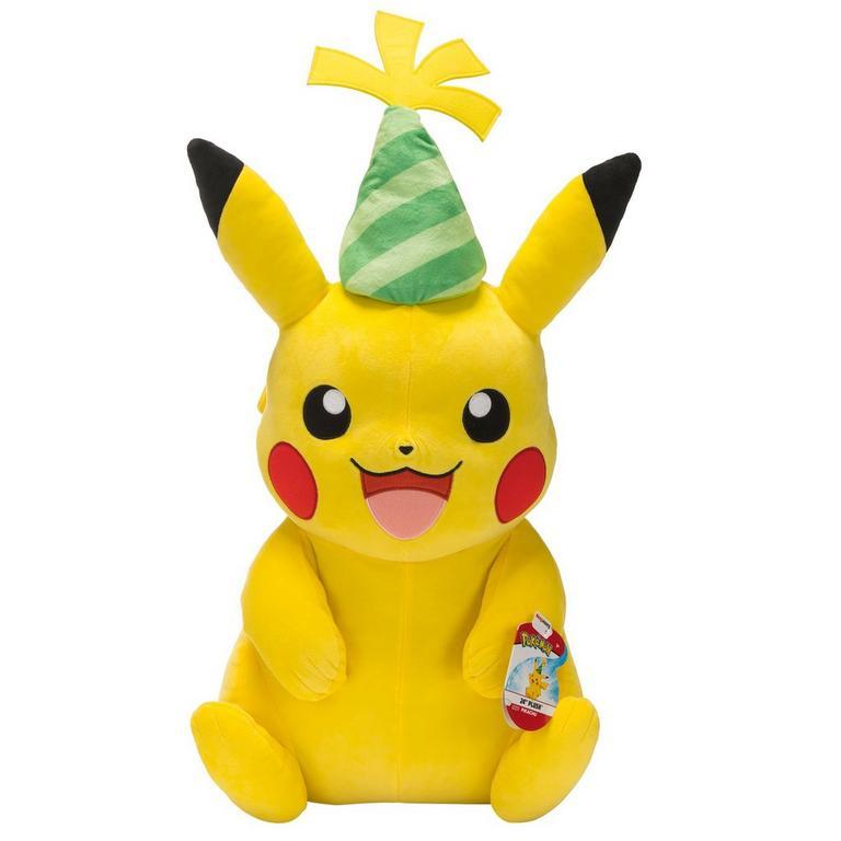 Pokemon Celebration Pikachu Plush 24 in Only at GameStop