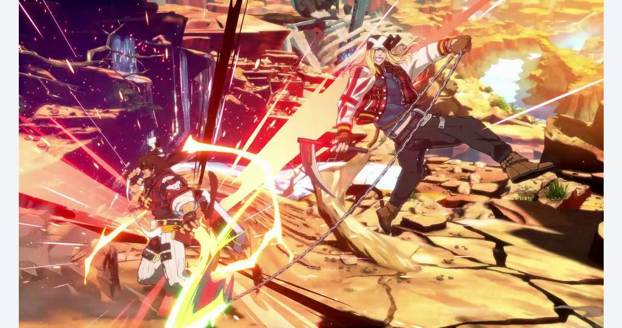 Guilty Gear Strive Ultimate Edition