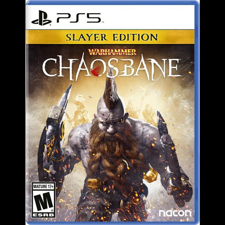 Warhammer: Chaosbane Slayer Edition