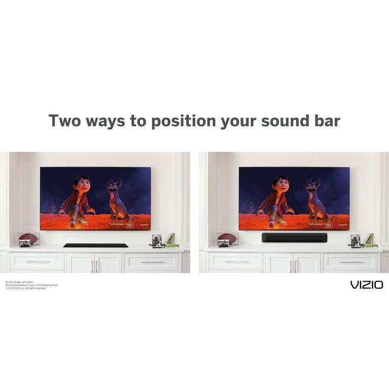 VIZIO 2.1 Channel Sound Bar System