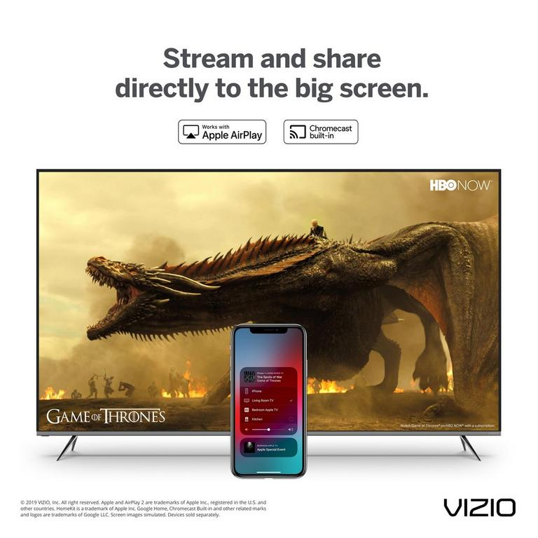 D-Series FHD LED Smart TV 40 in