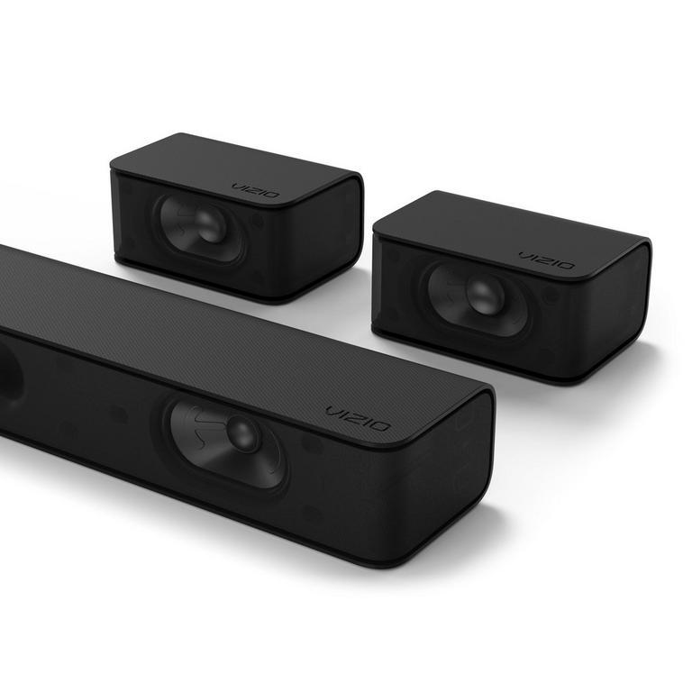 VIZIO 5.1 Channel Sound Bar System with Wireless Subwoofer
