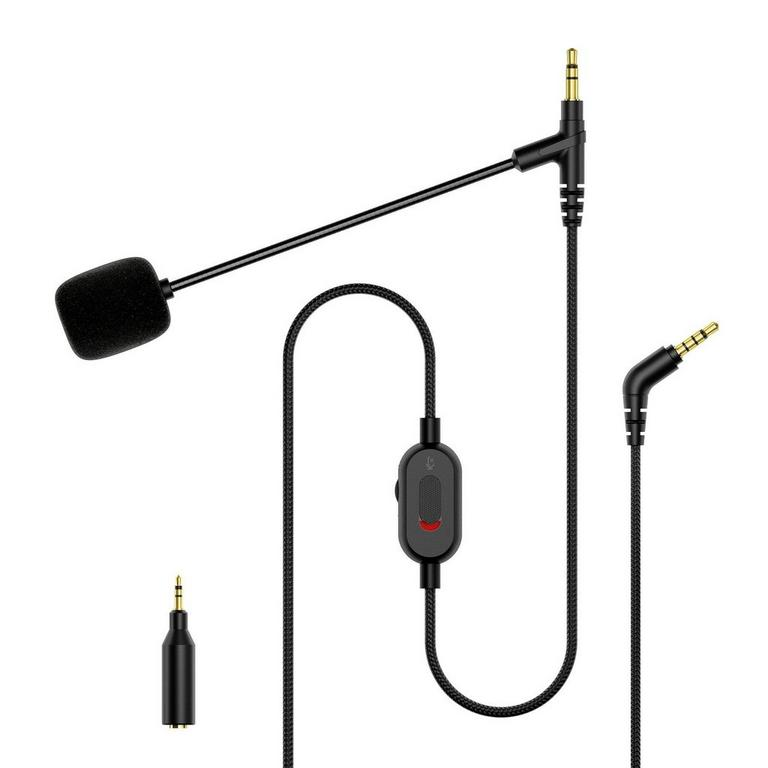 ClearSpeak Headset Cable with Boom Microphone