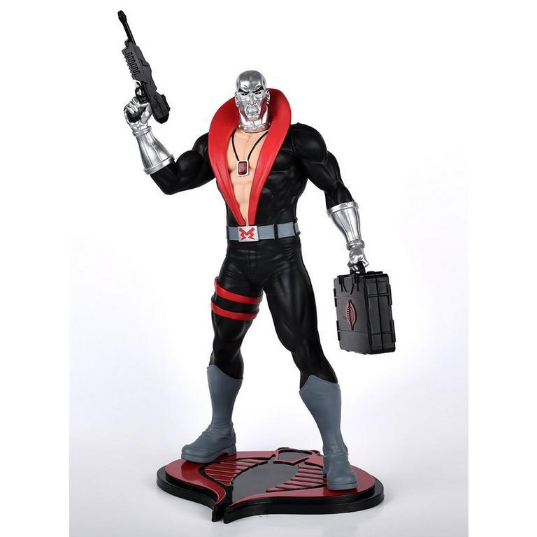 G.I. Joe Destro Statue