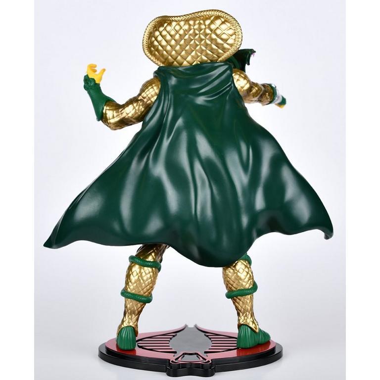 G.I. Joe Serpentor Statue