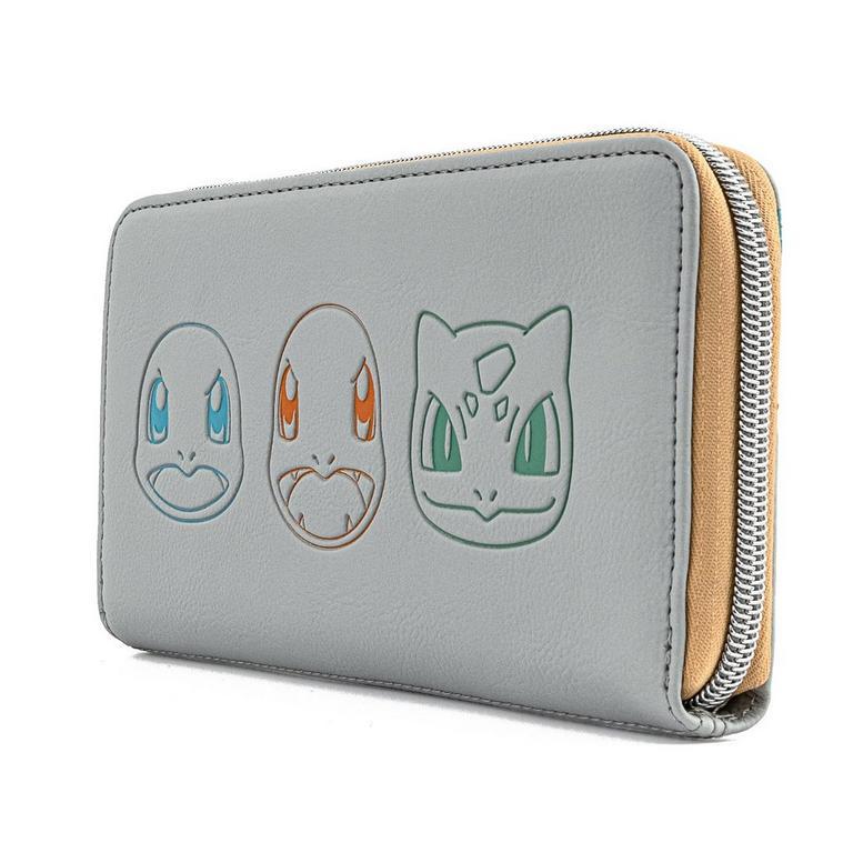 Pokemon Kanto Starters Wallet
