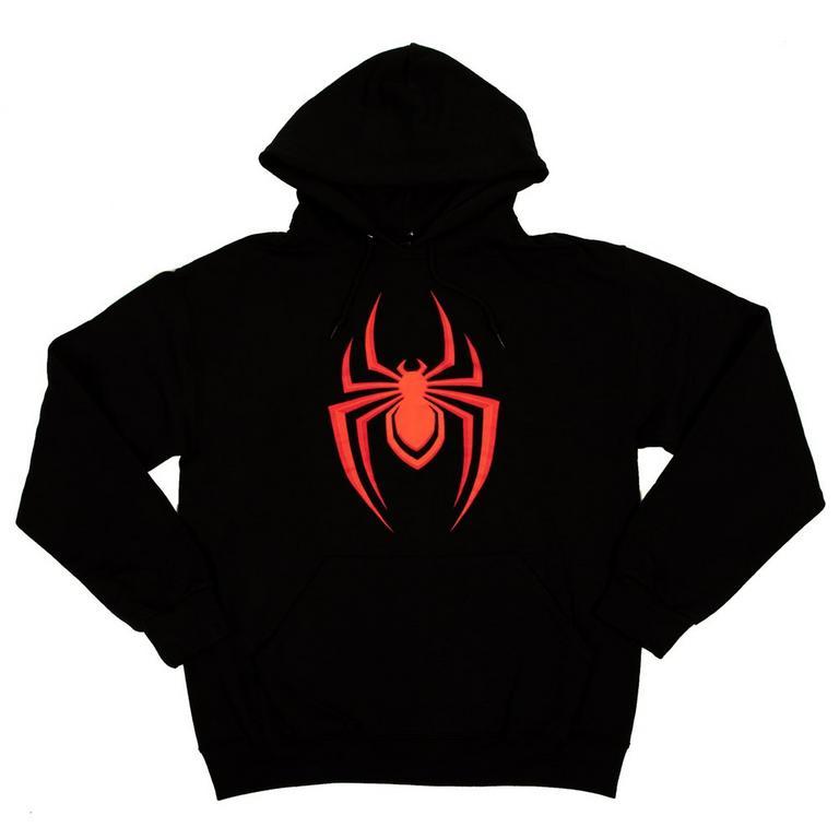 Marvel Spider-Man Miles Morales Hoodie