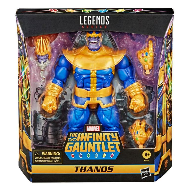 Marvel Legends Series The Infinity Gauntlet Thanos Action Figure