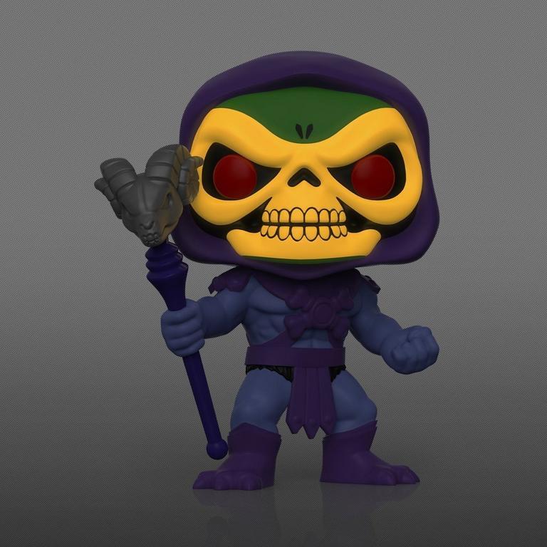 POP! Jumbo: Masters of the Universe Skeletor Glow-in-the-Dark Only at GameStop