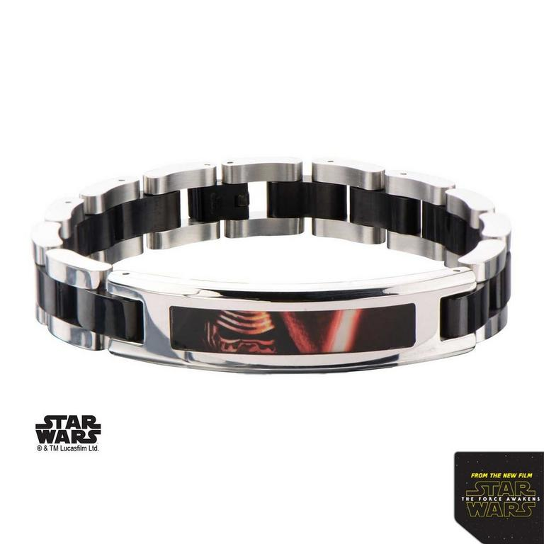 Star Wars Episode VII: The Force Awakens Lead Villain Kylo Ren Bracelet