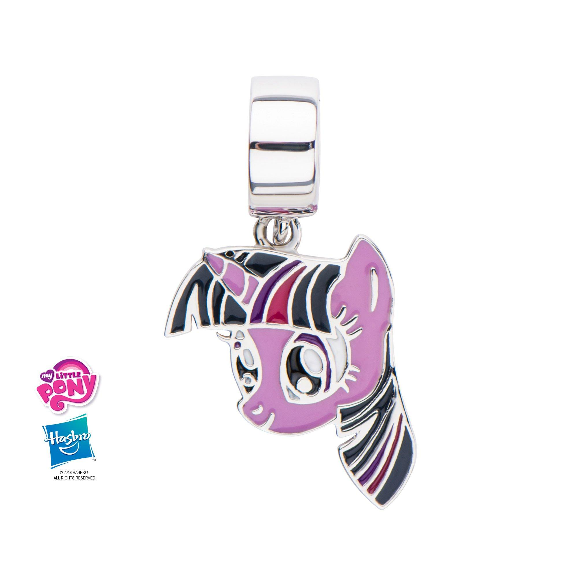 My Little Pony: Friendship Is Magic Twilight Sparkle Kids Dangle Charm  GameStop