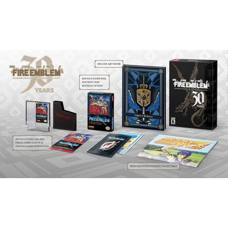 Fire Emblem 30th Anniversary Edition