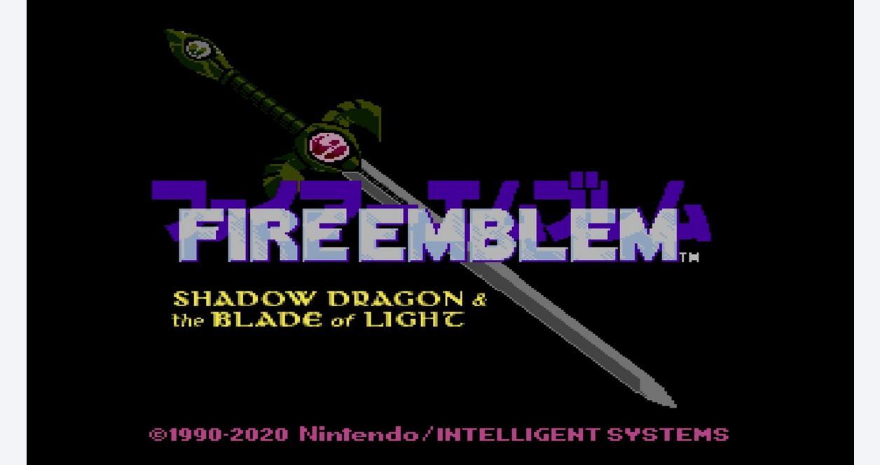 Fire Emblem 30th Anniversary Edition
