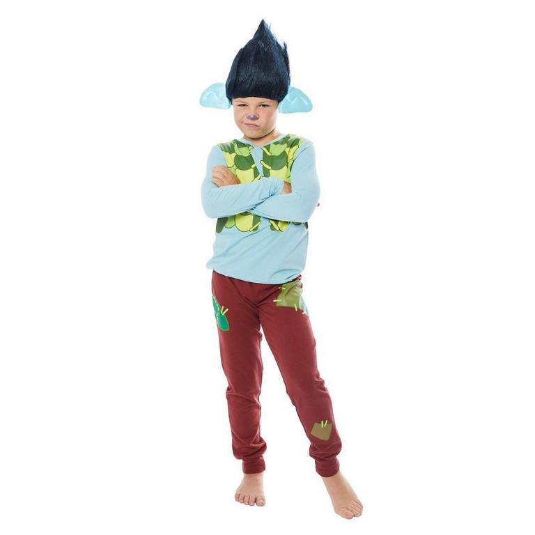 Trolls Branch Youth Costume