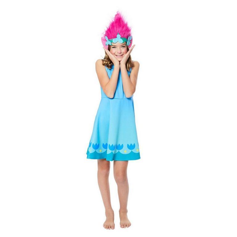 Trolls Poppy Juniors Costume