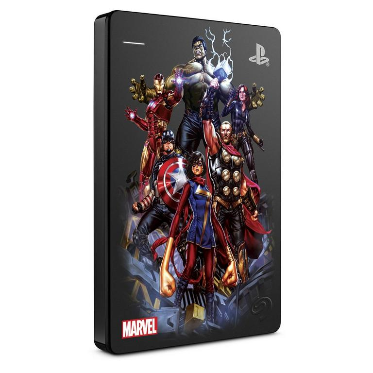 Marvel's Avengers Team Special Edition Game Drive 2TB for PlayStation 4