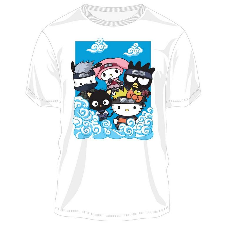 Naruto x Sanrio T-Shirt