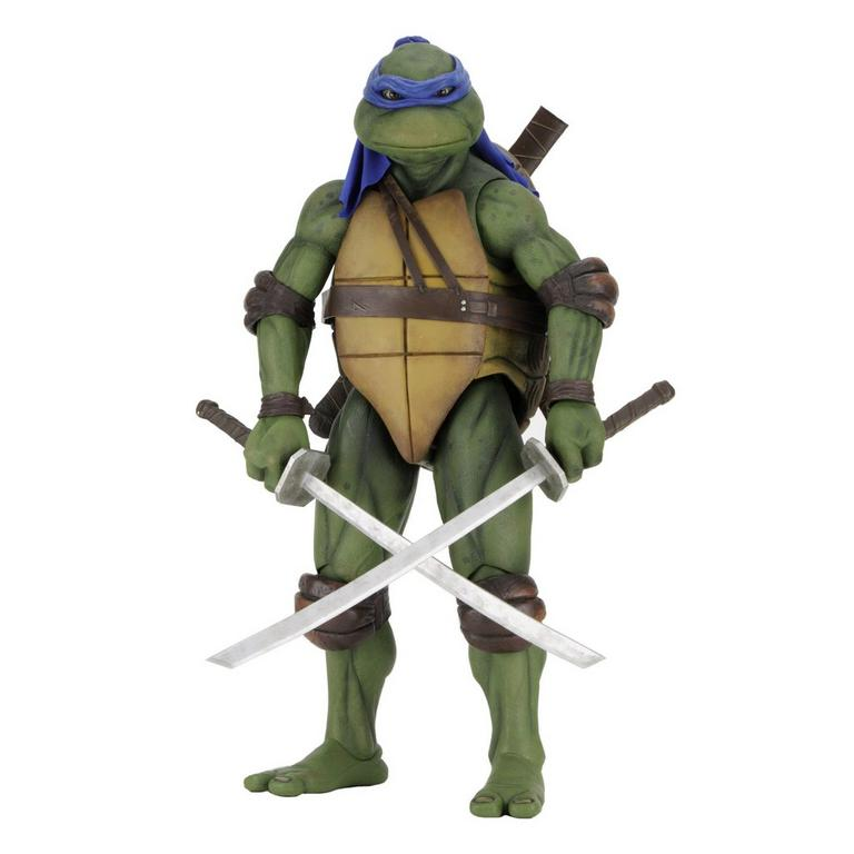 Teenage Mutant Ninja Turtles 1990 Leonardo Action Figure