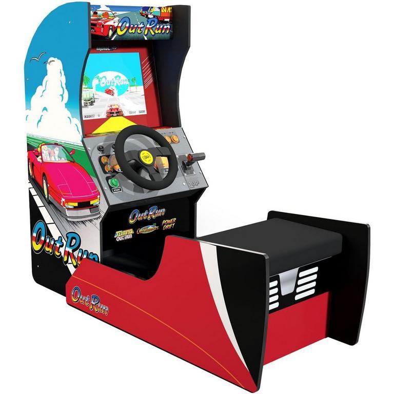 SEGA Outrun Arcade Cabinet