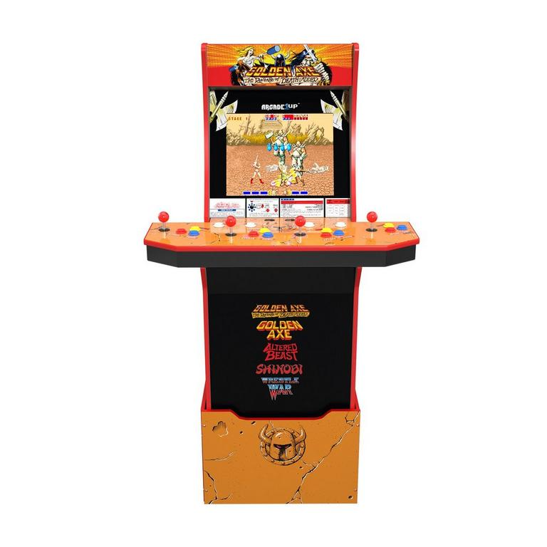 Golden Axe Arcade Cabinet