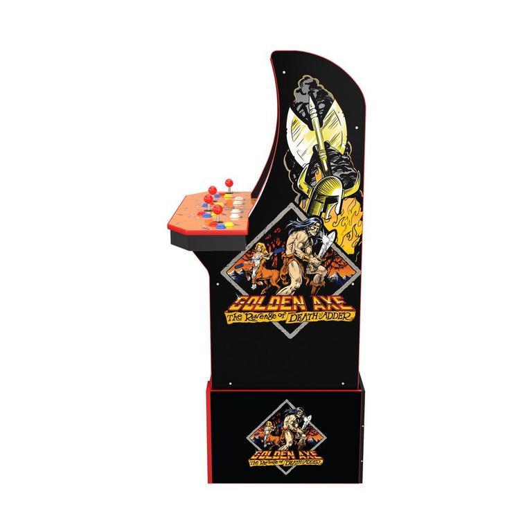 Golden Axe Arcade Cabinet