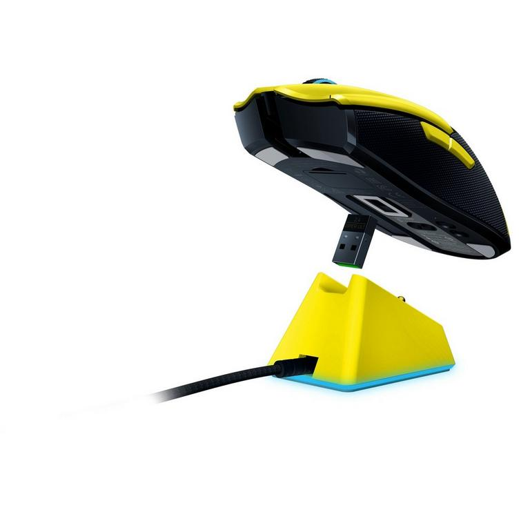 Viper Ultimate Cyberpunk 2077 Edition Wireless Gaming Mouse with Charging Dock