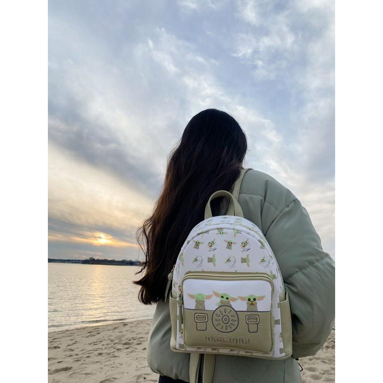 Star Wars: The Mandalorian The Child Pattern Backpack by Danielle Nicole